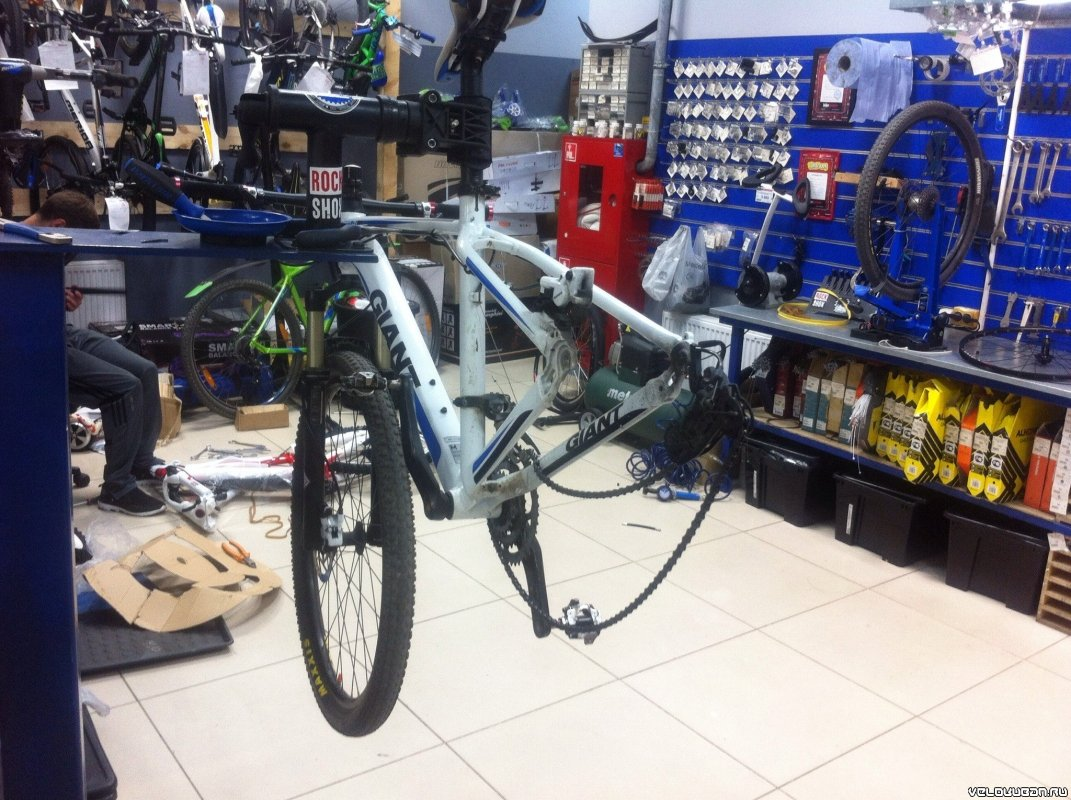 Giant Talon 29er1 (2011) 3