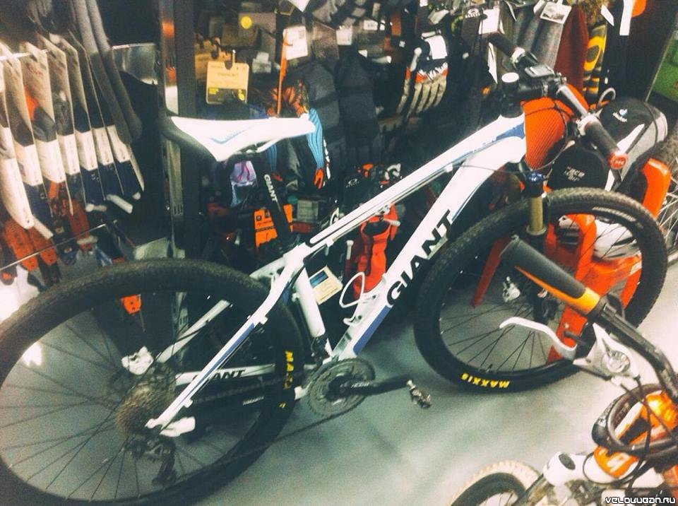 Giant Talon 29er1 (2011) 0