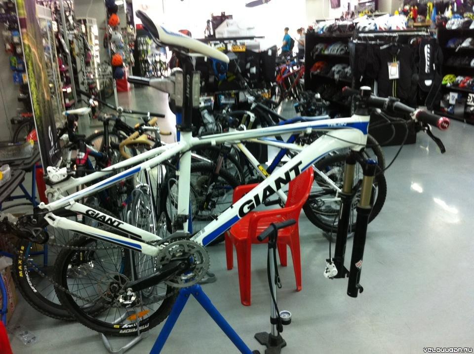 Giant Talon 29er1 (2011) 2